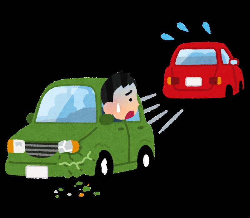当て逃げの罪の時効と点数や罰金・駐車場での当て逃げ対処法
