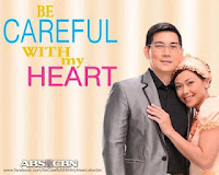 Watch Be careful with my heart Pinoy Show Free Online