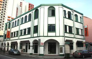 backacker singapura