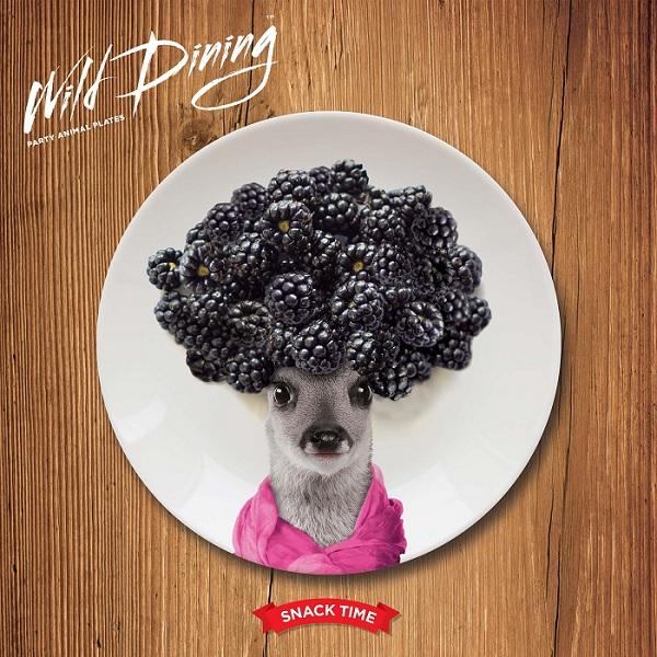 talerz wild dinning jelonek