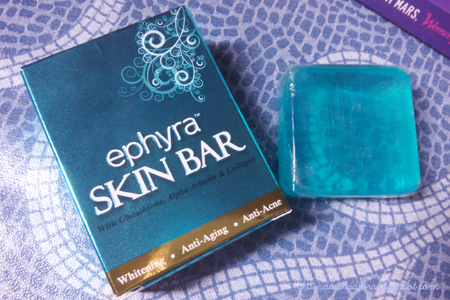 ephyra skin bar whitening