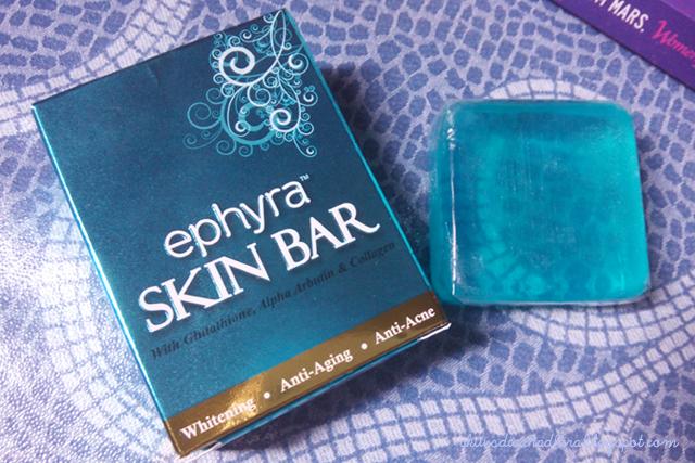 ephyra skin bar whitening
