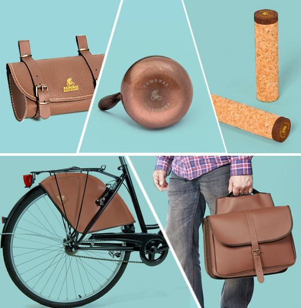 Accesorios y complementos para la bicicleta de paseo: Ramonas Classic Collection