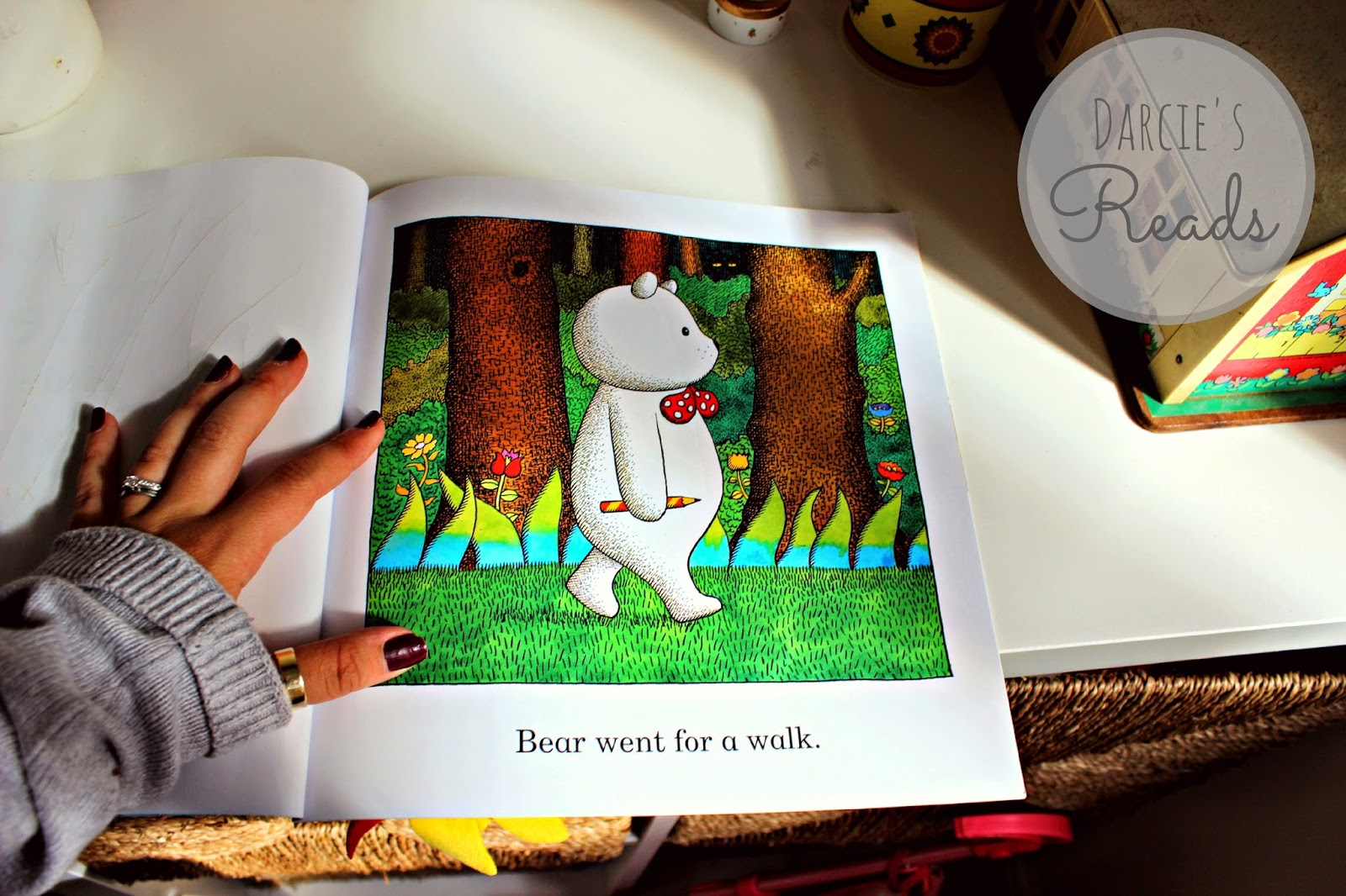 Anthony Browns Little Bear Book