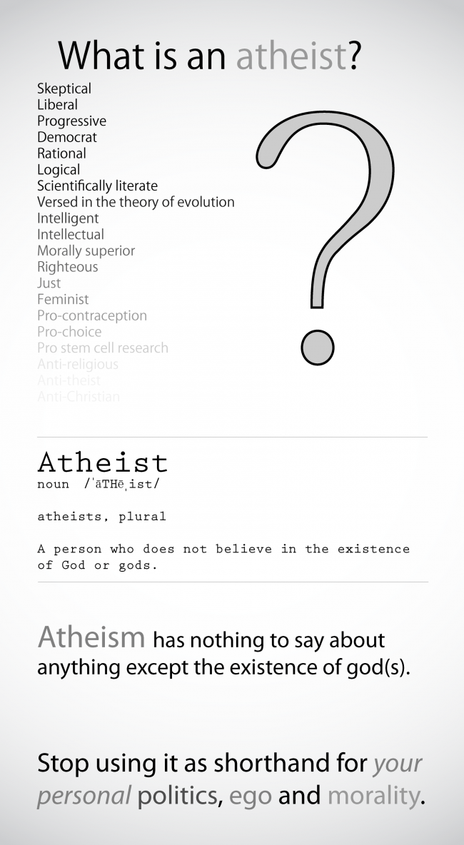Atheist Vs. Christian Morality