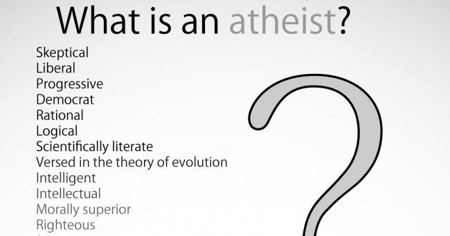 persuasive essays atheism