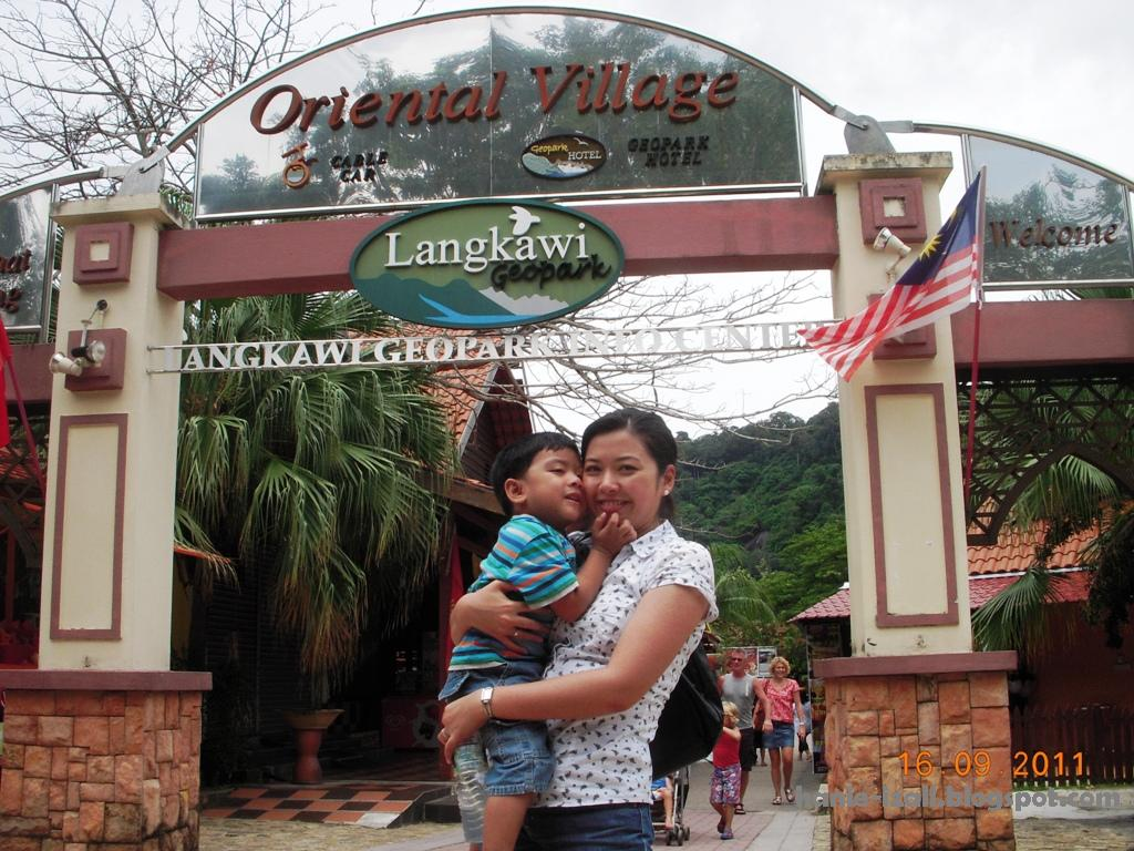 My Tiny World Langkawi Holiday Oriental Village