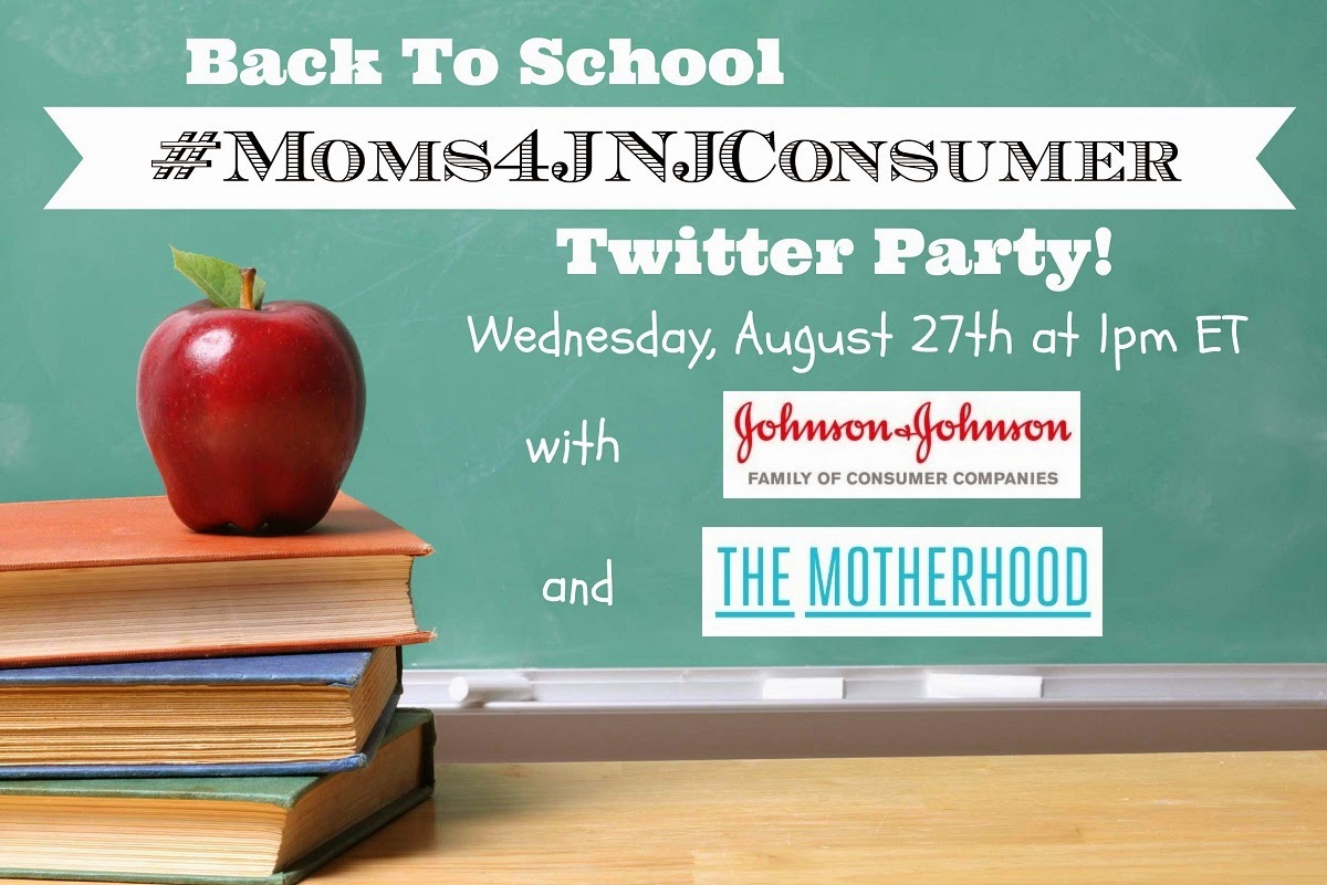 back-to-school twitter party