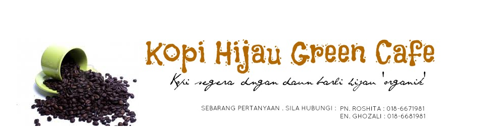 KOPI HIJAU GREEN CAFE