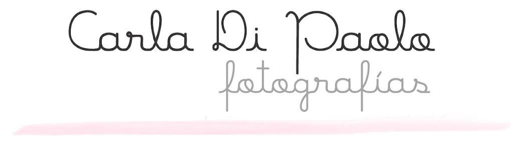 Carla Di Paolo Fotografías