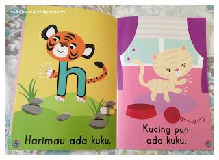 buku bahasa melayu tadika