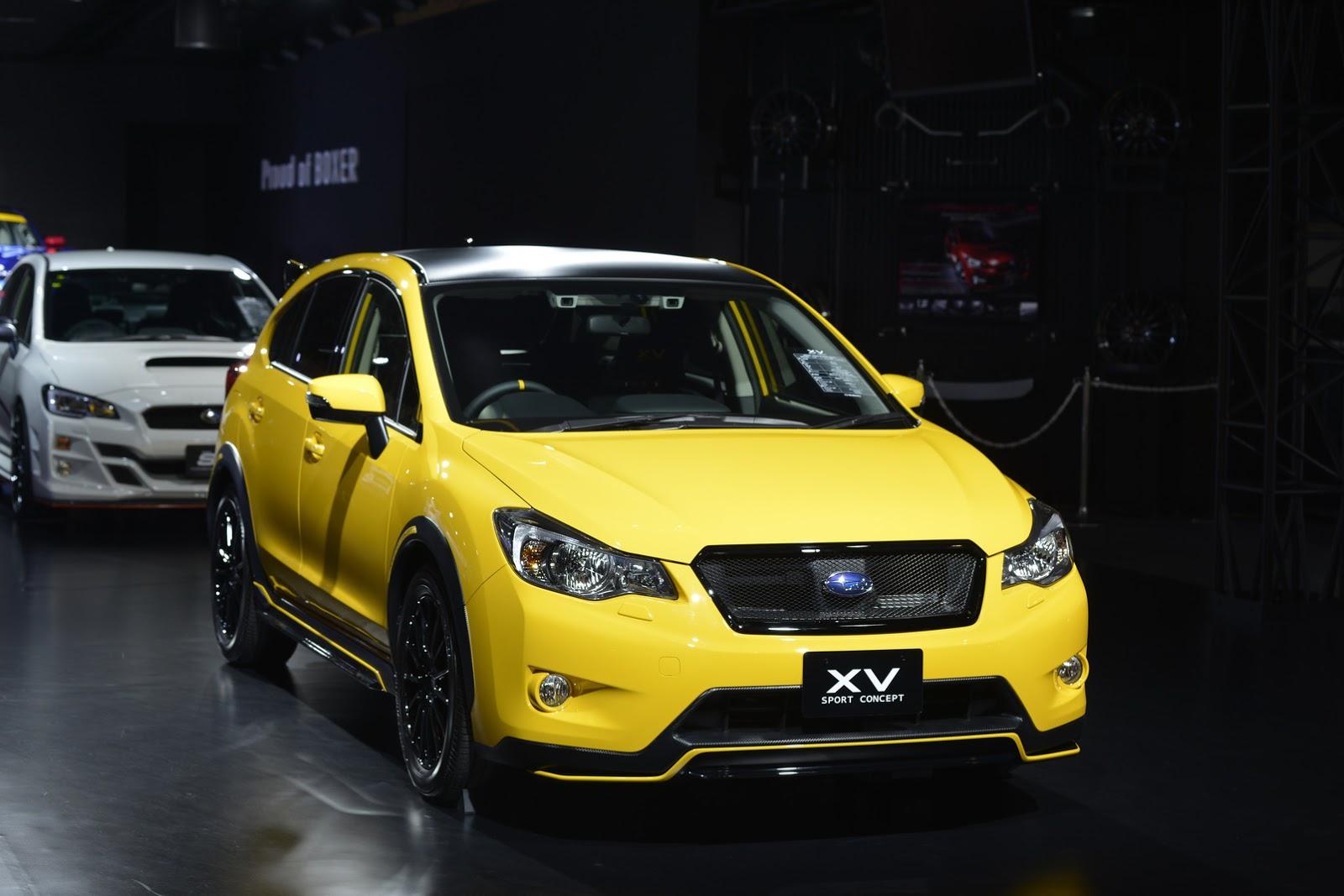 Subaru verkstad