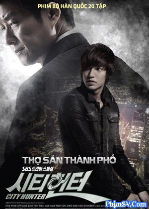 Xem Phim Thợ Săn Thành Phố - City Hunter 2013