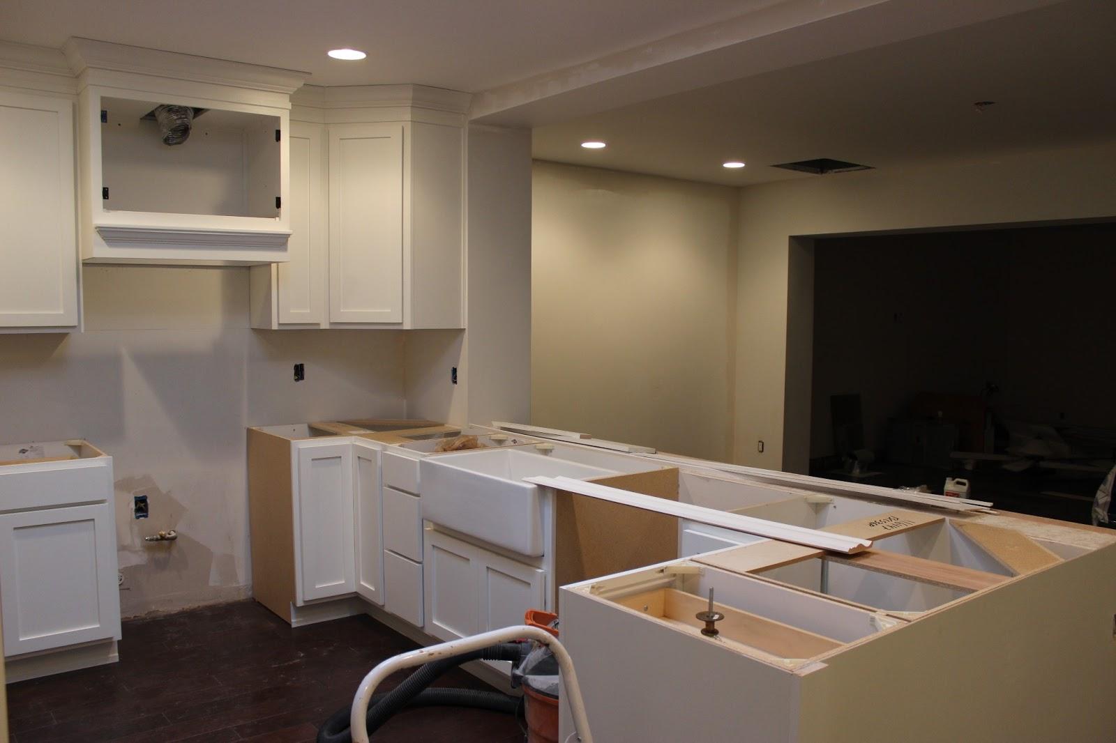 New House Update Kitchen Cabinets Dream Book Design