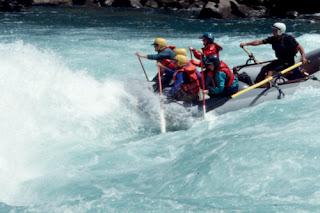 Fotos  de rafting en Futaleufu