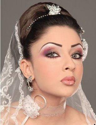 Arabic Makeup on Arabic Bridal Make Up  Bridal Makeup