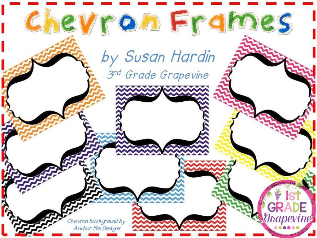 Chevron Frames