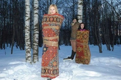 Great Collection of Russian Lifestyle