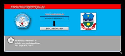 Download Gratis Administrasi Kelas