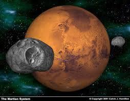 Japón planea enviar una sonda a luna de Marte
