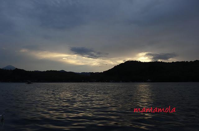 Sun set, Tangkoko