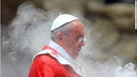 BREAKING NEWS: There Is No Hell Fire; Adam & Eve Not Real –––Pope Francis Exposes