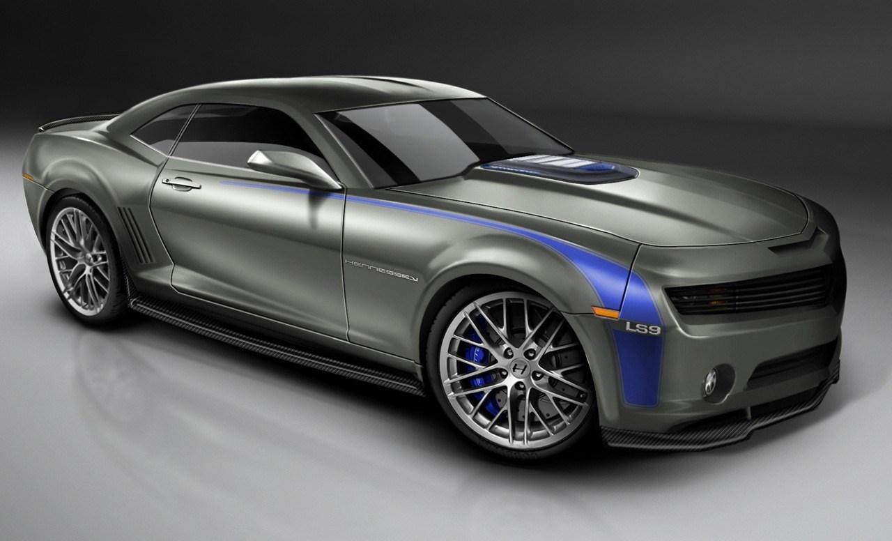 Upcoming 2016 Chevrolet Camaro