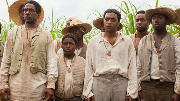 12 years a slave opening