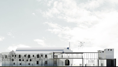 infografia monasterio 3d