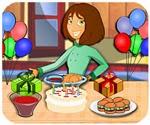 Game chuẩn bị tiệc sinh nhật, Game ban gai