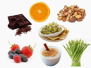 7 Jenis Makanan Yang Menenangkan Pikiran