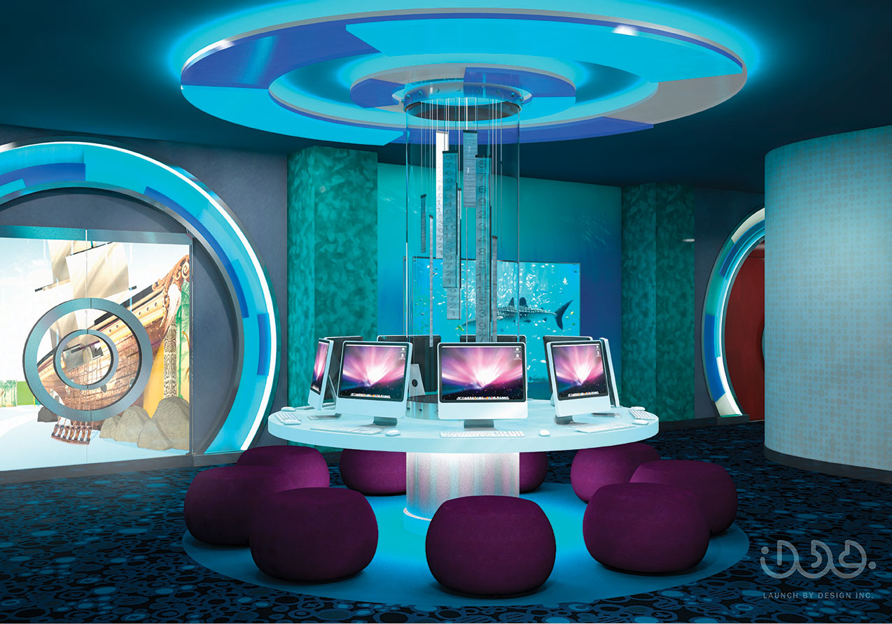 Dellahu0027s Jubilation: Grand Fiesta Americana Launching Of The New $ 2M  EduTainment Providing Coral KidZ Club