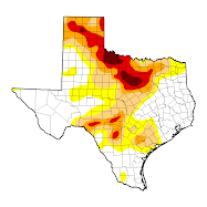 Texas Drought Monitor