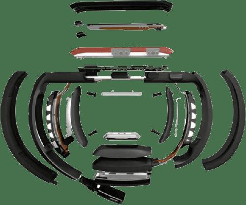 Microsoft Band Parts