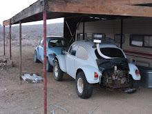 carport / solar panel support