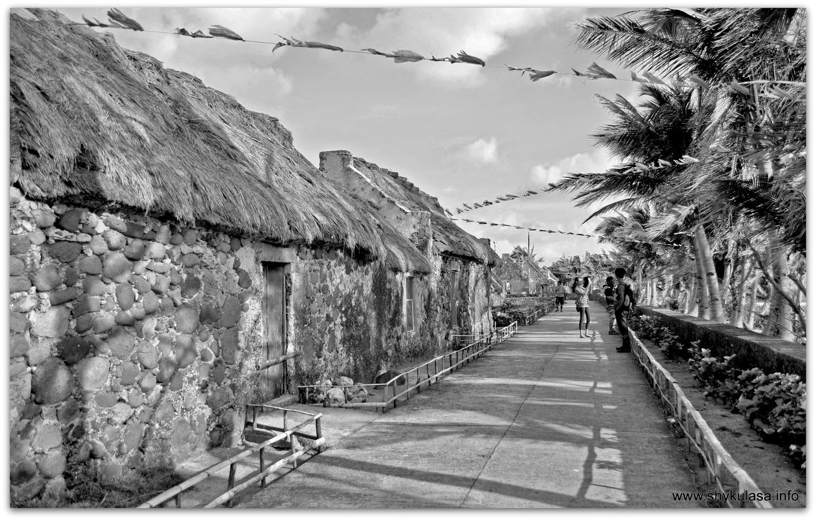 Savidug Stone Houses, Sabtang Island, Batanes