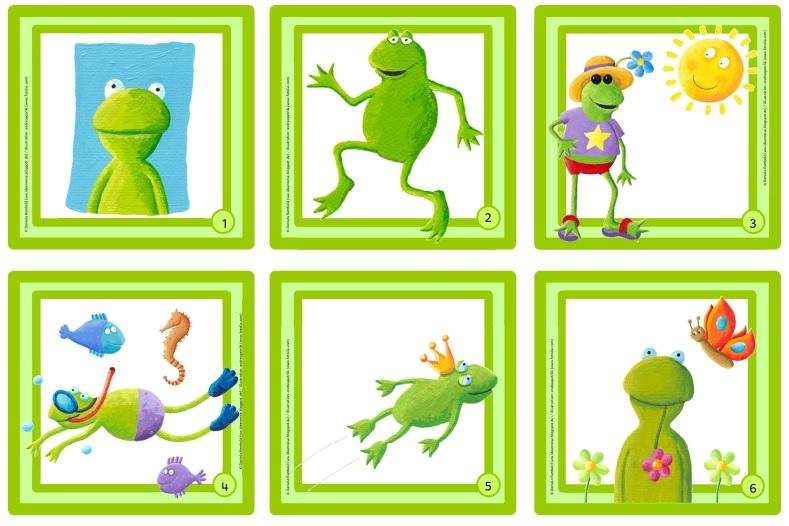Ideenreise blog lesen mit frosch fridolin - Frosch englisch ...