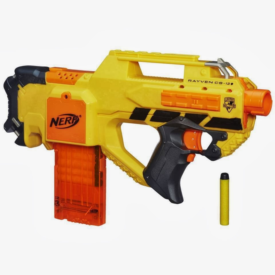 Outback Nerf 2013 Nerf Sum Up