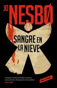 Sangre en la nieve, Jo Nesbo