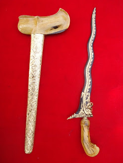 Keris naga liong