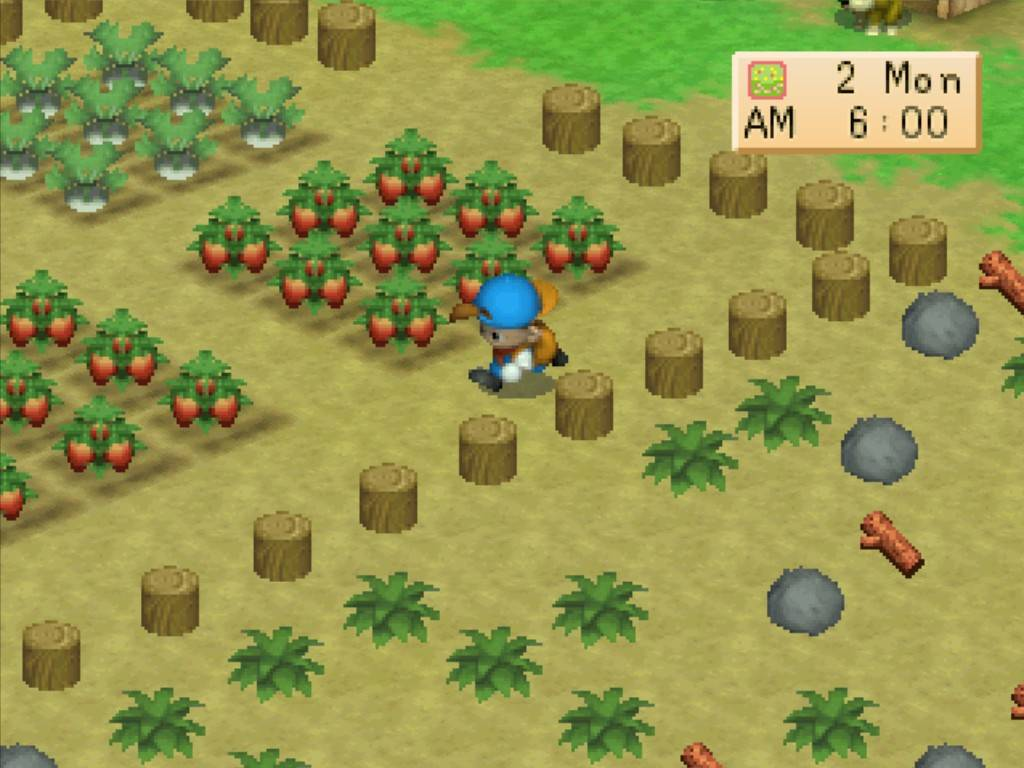 Harvest Moon Back To Nature Game Free Download Full Version For PC