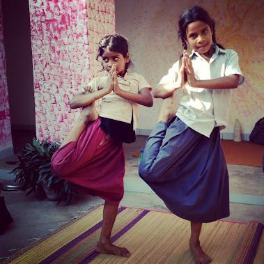 Edayanchavadi students