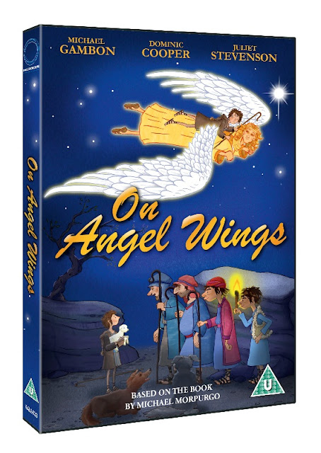 Christmas, On Angel Wings, Nativity Story