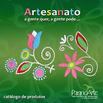 Catálogo de produtos dos grupos da rede solidária de artesanato lançado no CFW - versão eletrônica