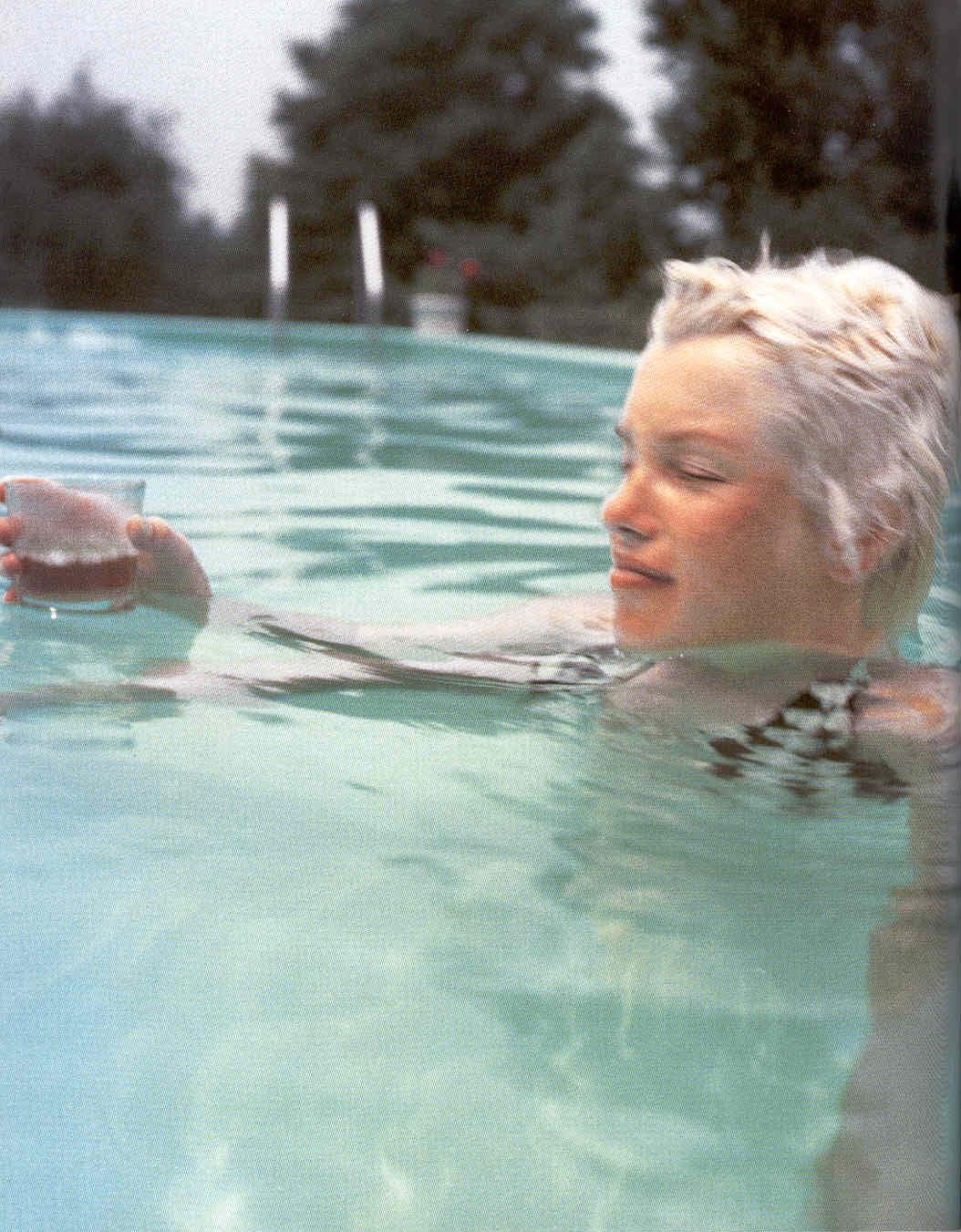 Marilyn Monroe In Connecticut 1955 Vintage Everyday