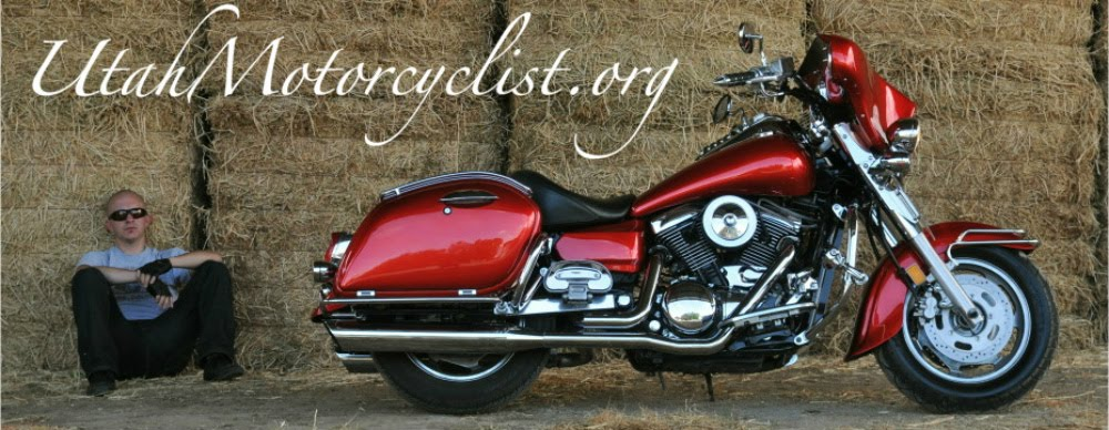 Utah Motorcyclist