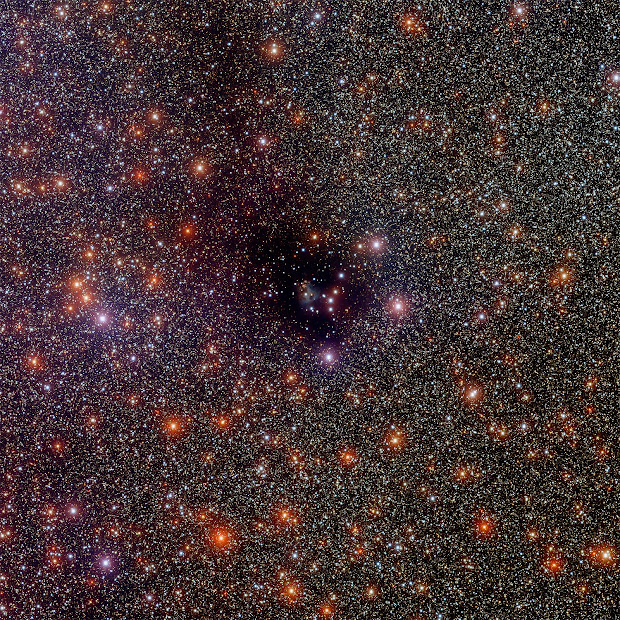 Dark Nebula LDN 810