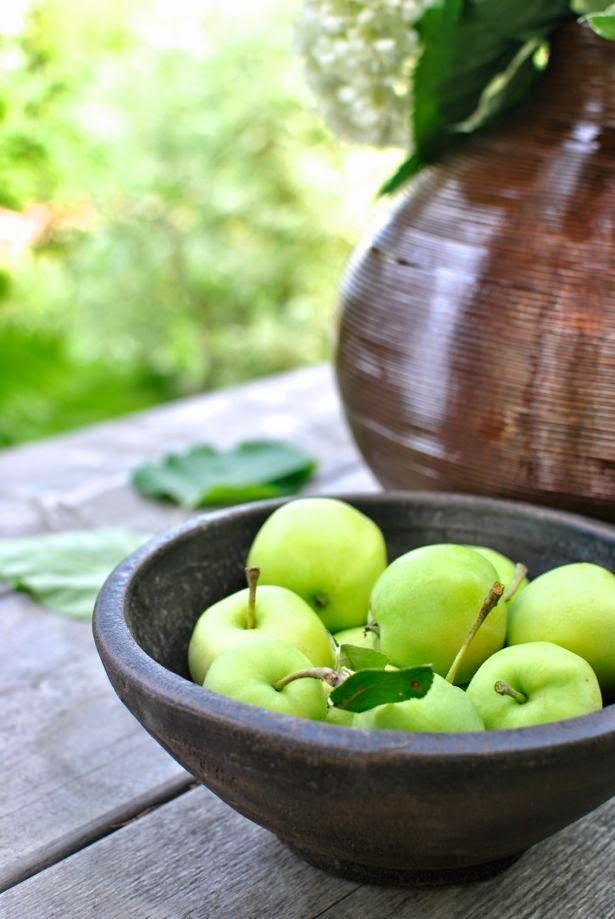 äppelkart hannashantverk trädgård