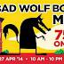 19 Apr 2014 (Sat) - 27 Apr 2014 (Sun) : The Big Bad Wolf Books Sale Melaka
