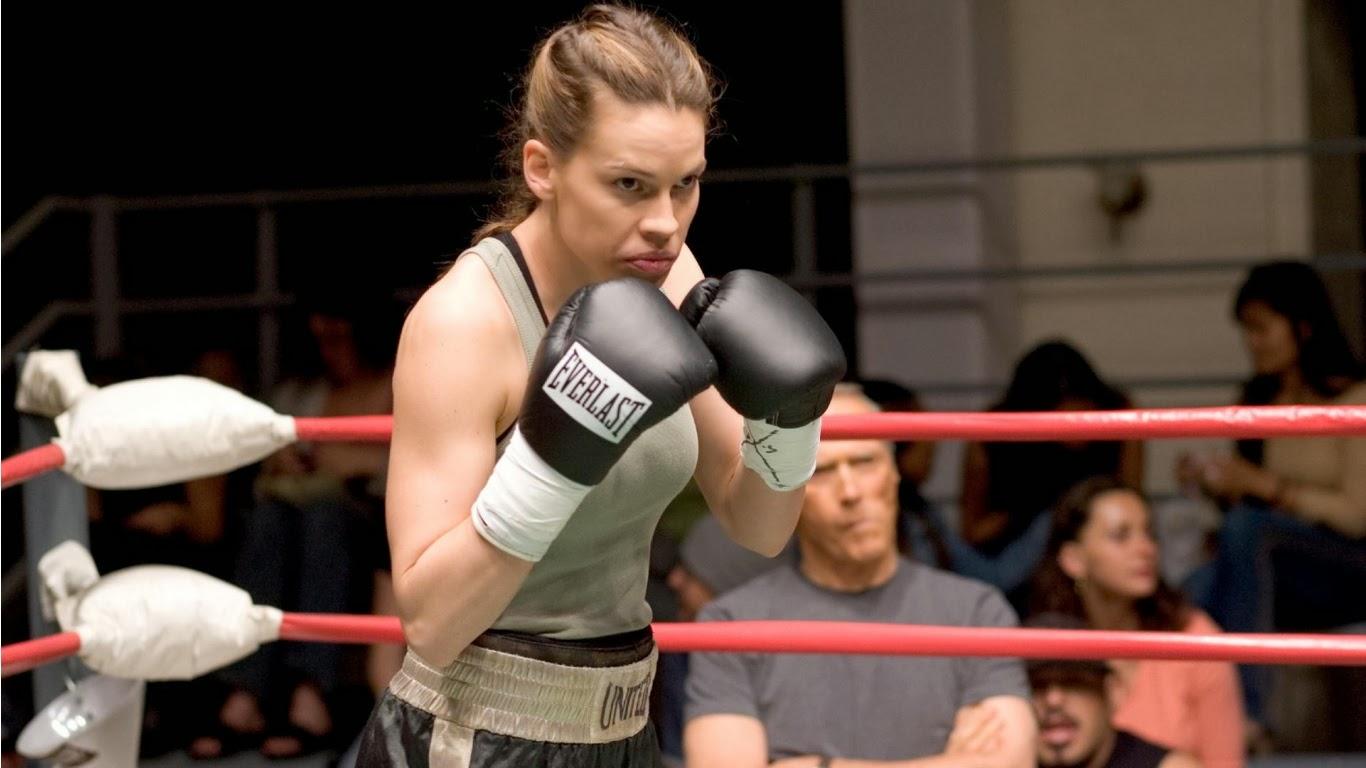 million dollar baby by clint eastwood Million dollar baby est un film de clint eastwood synopsis : frankie et scrap dirigent une petite salle de boxe a l'arrivée d'une jeune boxeuse nommée.